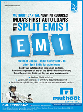 Muthoot Capital - Easy Auto Loan