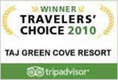 WINNER TRAVELERS CHOICE 2010